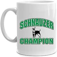 Eddany Schnauzer Champion Mug