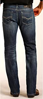 Men's Reflex Revolver Straight - Dark Vintage Wash