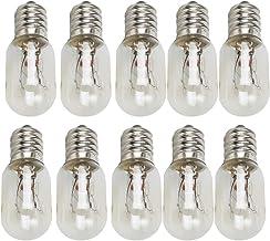 Gloeilamp 10 stks T20 E12 Edison Lamp 120 V 15 W Koelkast Koelkast Gloeilamp Wolfraam Gloeidraad Lampen Gloeilamp Zout Lamp