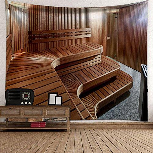 cortinas dormitorio hippies