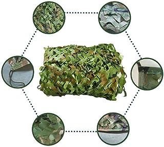 el tama/ño se Puede Personalizar XYL Malla de Camuflaje de Estilo Militar Malla Sombreo de Pesca Piscina Bosque Verde Red de Camuflaje Terraza