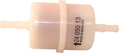 KOHLER 24 050 13-S Engine Fuel Filter 15 Micron With 1/4-Inch Inside Diameter