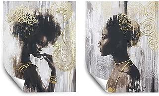 Best african woman portrait painting Reviews