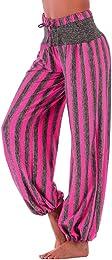 2020 Pas Cher Pantalon Yoga Femmes Sarouel Bohémie