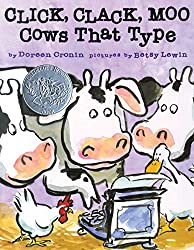 Click Clack Moo Cows That Type picture book