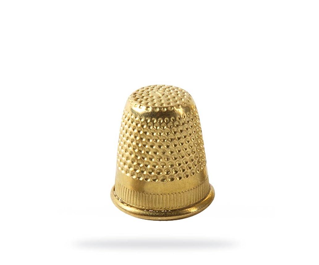 40387 - Golden Thimbles - 10 pcs set - ?15mm