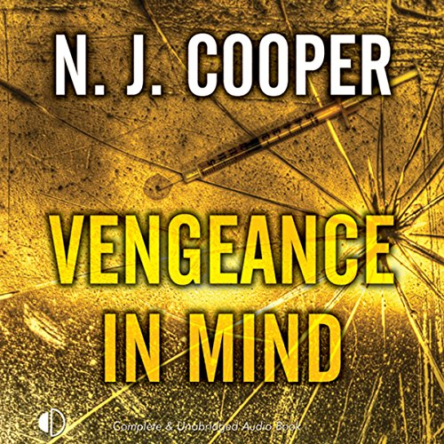 Vengeance in Mind audiobook cover art