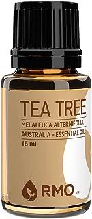 Rocky Mountain Oils Tea Tree Essential Oil - 100% Pure Essential Oils 15ml
