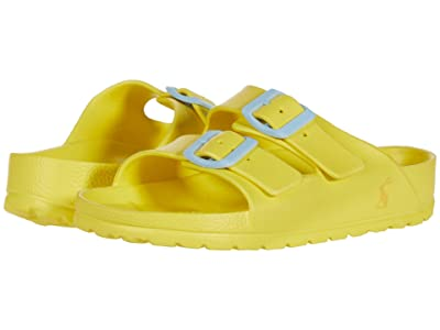 Joules Kids Shore (Toddler/Little Kid/Big Kid) (Bright Yellow) Kid