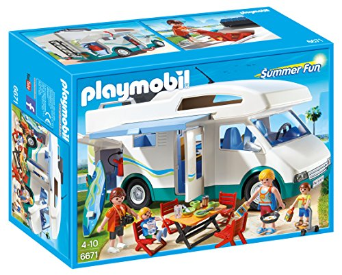 Playmobil camping-car
