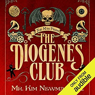 The Man from the Diogenes Club cover art