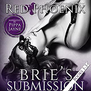Brie's Submission (Books 1-3) (The Brie Collection: Box Set) audiobook cover art