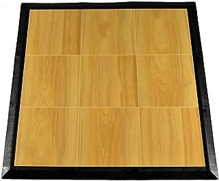 Greatmats Portable Dance Floor 9 Tiles, Portable Tap Dance Kit