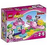 LEGO- Duplo Il caffè di Minnie, Colore Non specificato, 10830