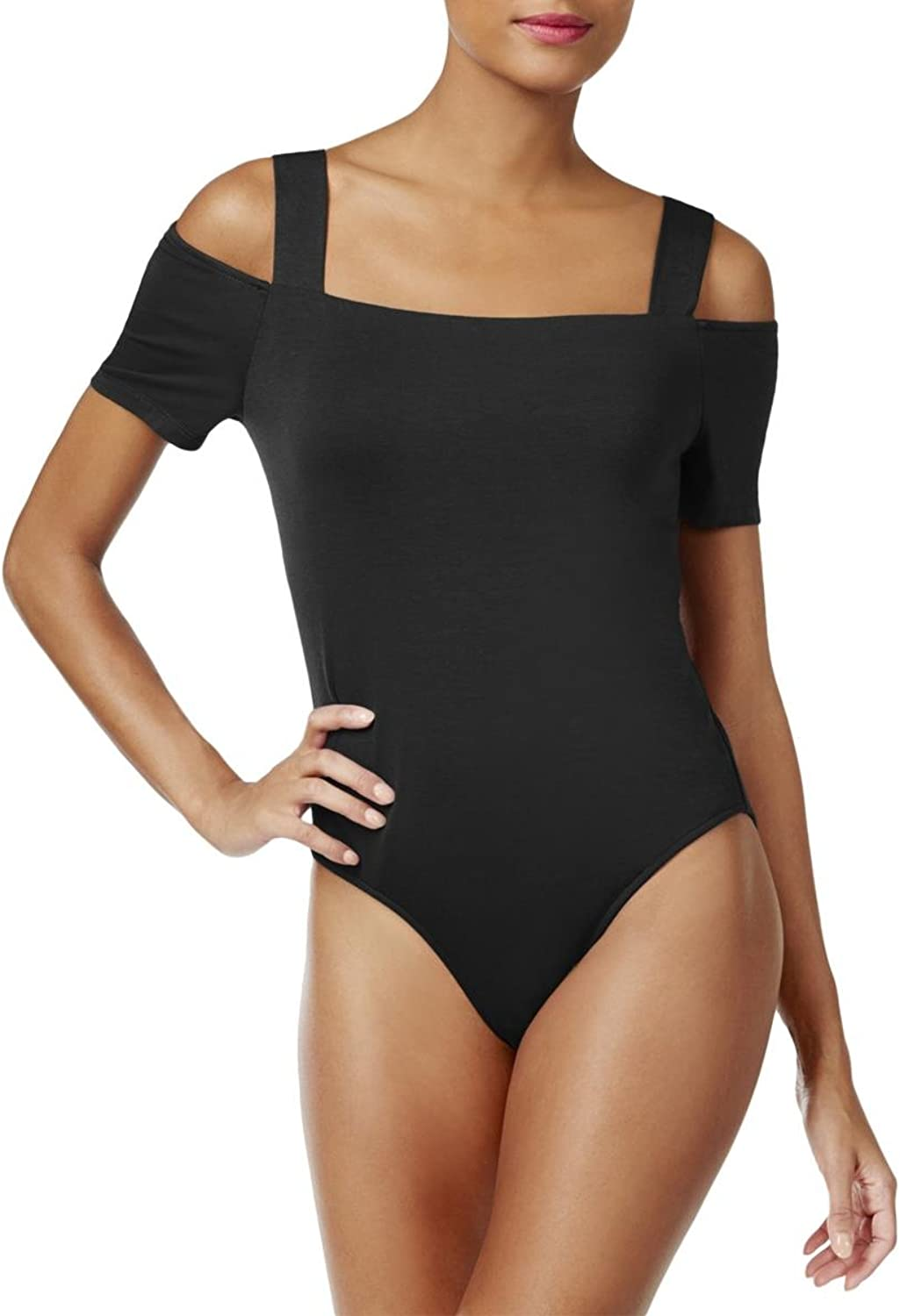 INC International Concepts ColdShoulder Bodysuit