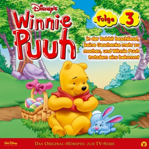 Winnie Puuh 3 Titelbild