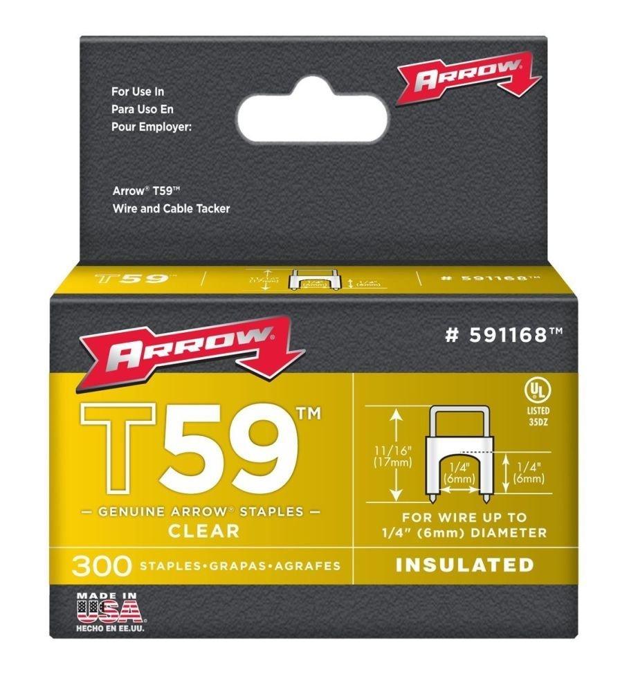Arrow Fastener 591168 Cheap mail order sales 1 4