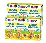 Hipp Kinder Apfel-Keks, 6er Pack (6 x 150 g) - Bio