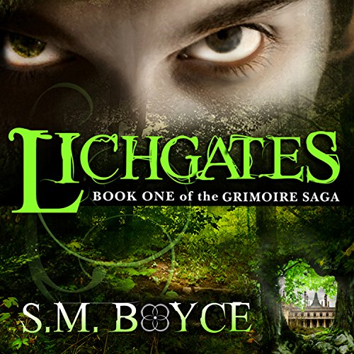 Lichgates audiobook cover art