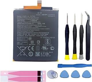 MUKUZI Pegasus 4A バッテリー Asus ZB500TL 互換 バッテリー C11P1610 電池 贈り物を贈る 据え付け道具