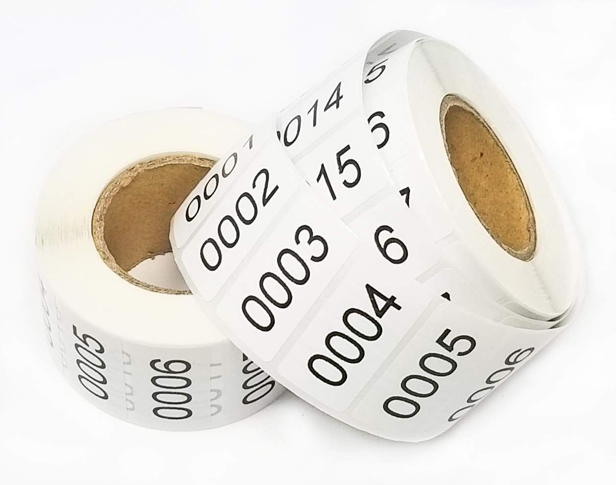 Tag-A-Room Inventory Labels Gorgeous Consecutive 2 Stickers Pack Max 44% OFF Number