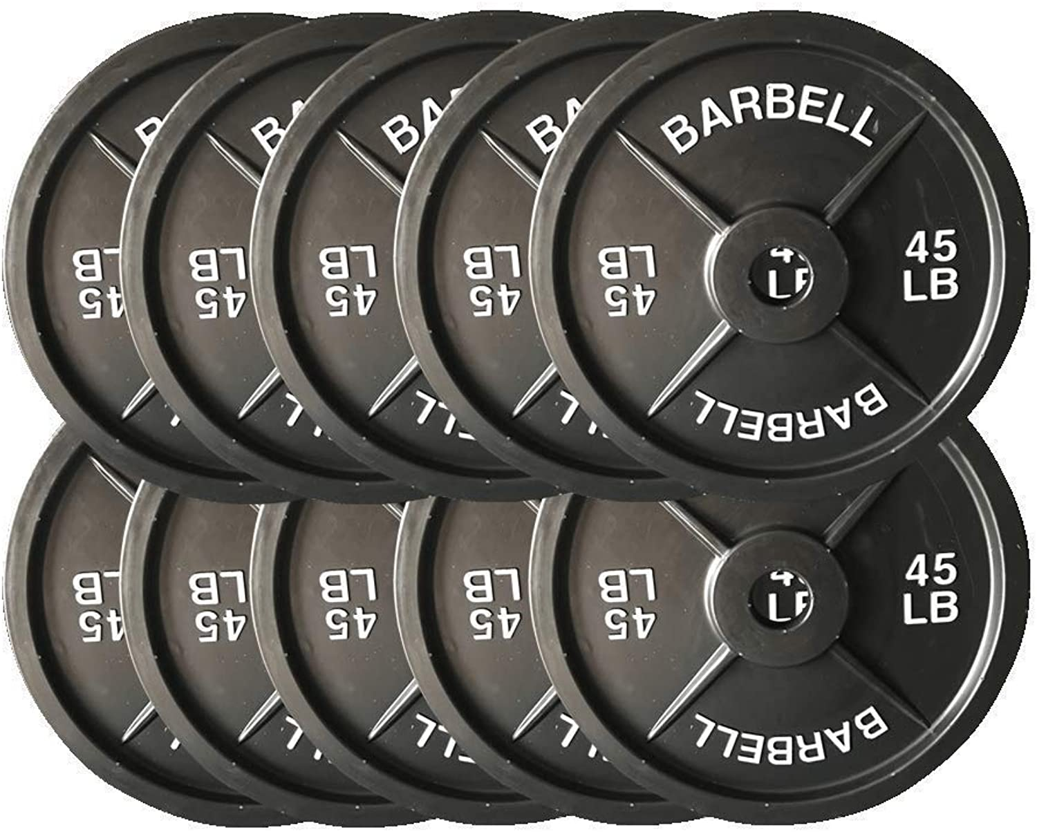 45lb Barbell Plates Fale 5 Pairs
