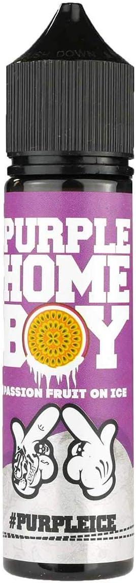 Keros Liquids Concentrado de aroma #GangGang PurpleIce Purple Home Boy para mezclar con líquido base para e-líquido, 0,0 mg de nicotina