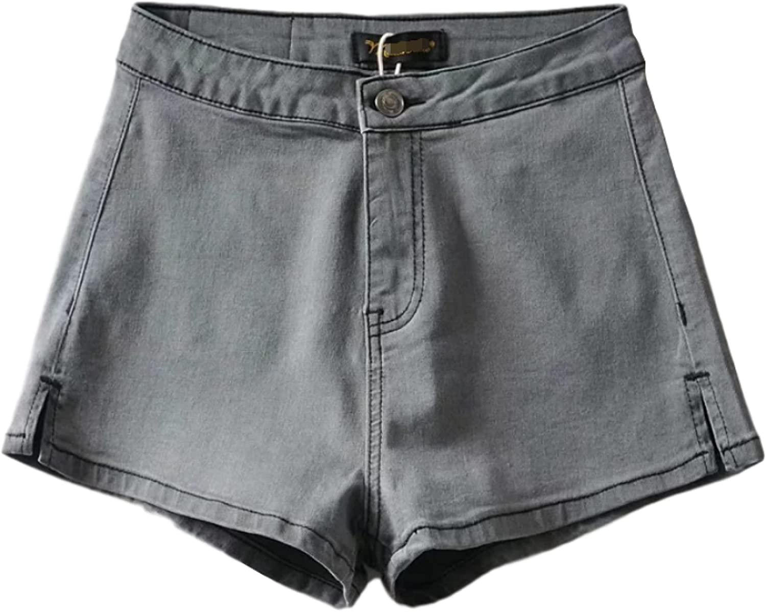 Women's Denim Shorts Fashion High Max 87% OFF Lifting Butt Sexy Super beauty product restock quality top Waist Tight