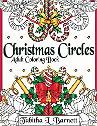 its time for christmas coloring with artist tabitha l barnett