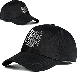 Gumstyle Attack on Titan Classic Baseball Cap Adjustable Hat