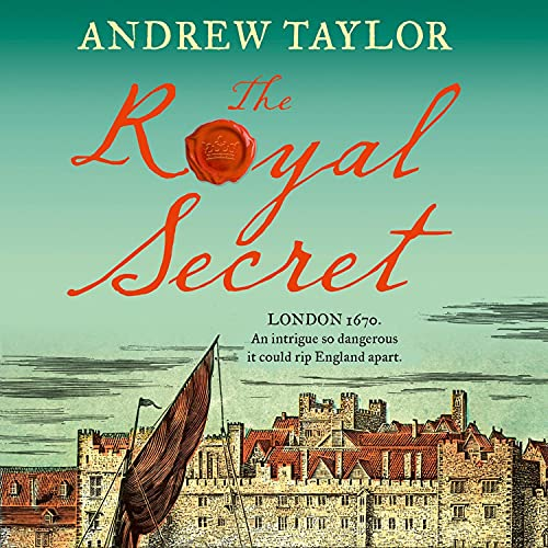 The Royal Secret: James Marwood & Cat Lovett, Book 5