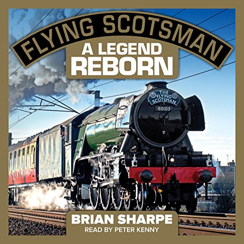 Flying Scotsman audiobook cover art