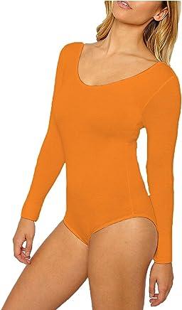 70872990b3d35 Amazon.co.uk: Orange - Clothing / Gymnastics: Sports & Outdoors