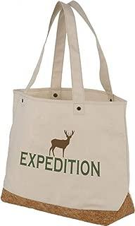 Bullet Napa Cotton And Cork Tote Bag