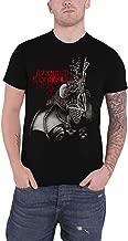 Avenged Sevenfold T Shirt Spine Climber Band Logo Official Mens Black