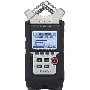 Zoom - H4nPro/IFS - registratore 4 tracce - interfaccia USB