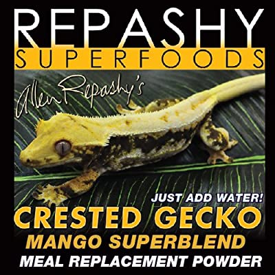Repashy Crested Gecko Diet MRP Mango Superblend 170g by Repashy