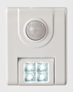 Light It! By Fulcrum, LED Wireless Motion Sensor Light, White