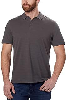 Men's Short Sleeve Pique Cotton Polo Shirt