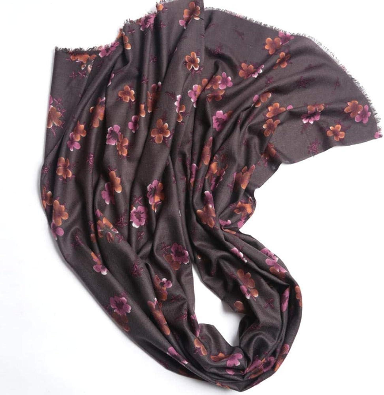 Gquan Fashion Scarf Women Spring and Winter Shawl Warm Thickening Fashion Scarf Shawl