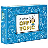 A Little Off Topic Board Game for Kids 7 and Up, Fun Family Night Card Game & Perfect for Girls Boys - Most Popular Top Board Games of 2021 for Families & Kids Ages 8-12