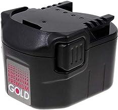 Akku für Würth master SD 18V 2000mAh NiMH 18V 2000mAh//36Wh NiMH Schwarz
