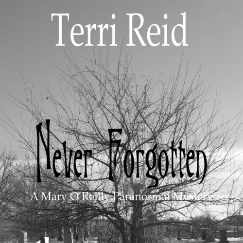 Never Forgotten audiobook cover art