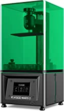 ELEGOO Mars 2 3D Printer, MSLA UV Photocuring LCD 3D Printer, Front USB Port, 2K Monochrome LCD Screen, UV LED Light Sourc...