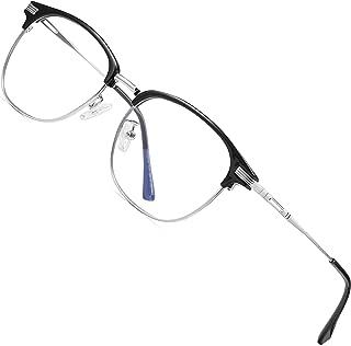 Unisex Blue Light Blocking Glasses Eyeglasses Frame Anti...