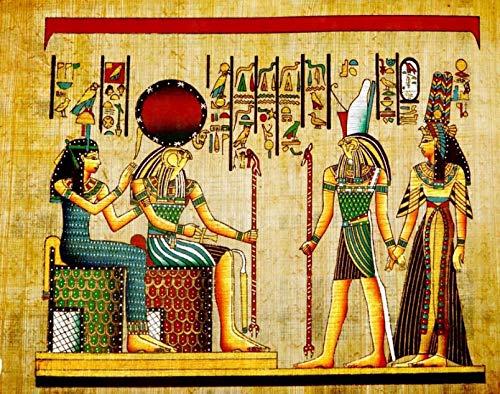 Puzzle 1000 Piezas Regalo de decoración de Imagen de Dios Egipcio Anubis Puzzle 1000 Piezas Adultos Educativo Divertido Juego Familiar para niños adultos50x75cm(20x30inch)