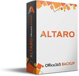 Altaro Office 365 Backup Mailbox/OneDrive/SharePoint 3YR Subscription 10 User Pack (ABU-MOS-EU3-10)