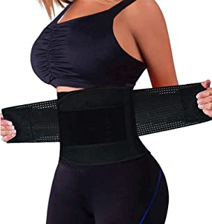 Waist Trainer Belt for Women & Man - Waist Cincher...