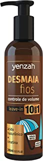 Leave-in Desmaia Fios, Yenzah, Bege