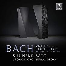Shunske Sato - Bach. Violin Concertos